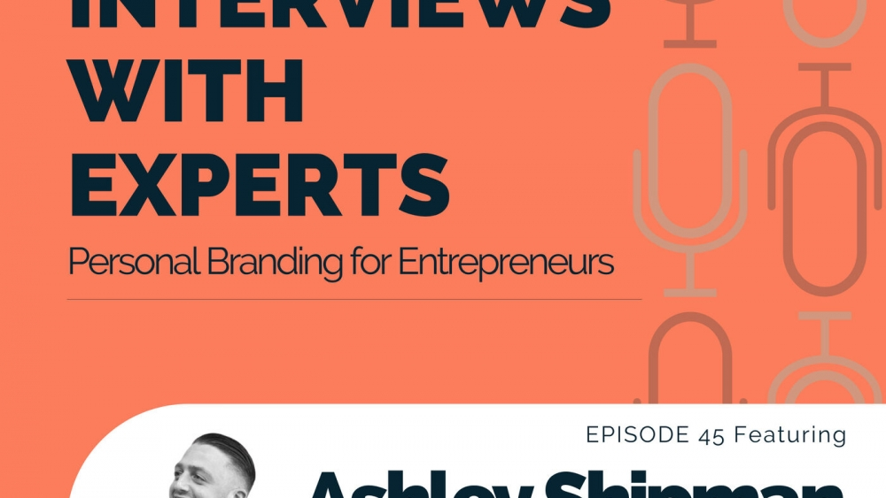 Maximising Your Reach & Your Brand On Clubhouse with Ashley Shipman
