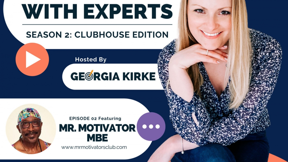 Lessons In Success From The UK's Most Loved Personal Brand with Mr Motivator MBE